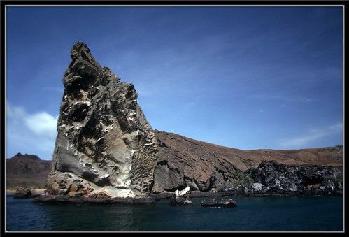 Pinnacle Rock - Bartolome Island, Galapagos