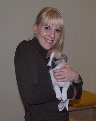 Pia mit Anpu
