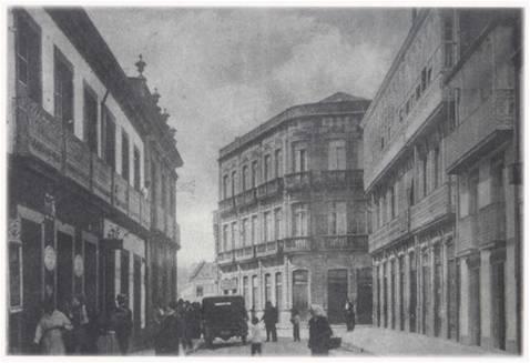 Rua do Alcalde Rey Daviña