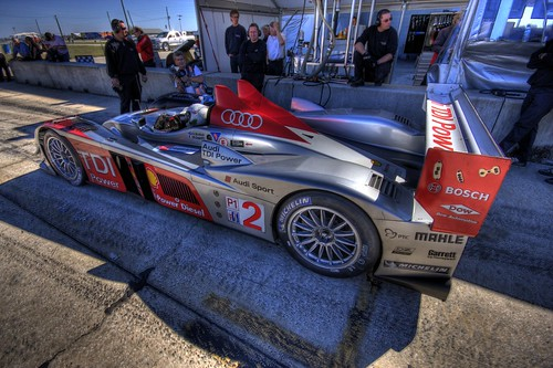 Sebring winter test gallery