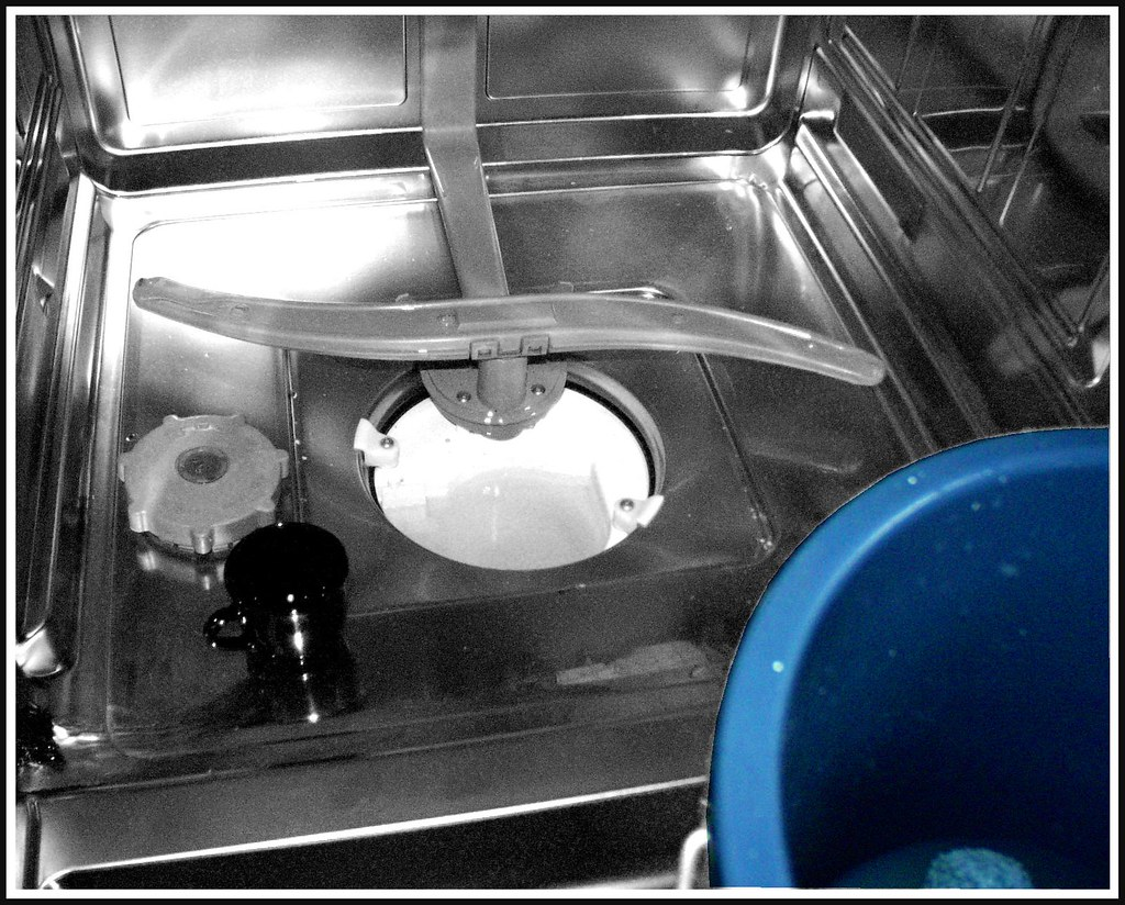 dishwasher desaster -- project366 - 31/366