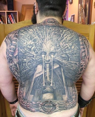 ying yang tattoos desings. Tattoo Ying Yang