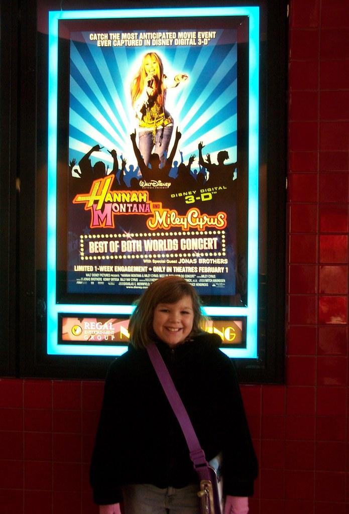 Hannah tickets movie