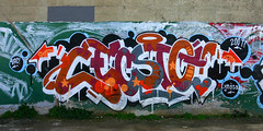 Cecsto (funkandjazz) Tags: sanfrancisco california graffiti vac cecs cecsto