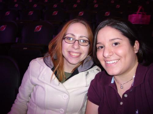 Erin & I