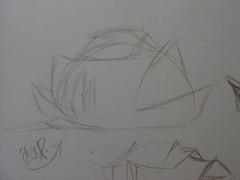 alex boat doodle