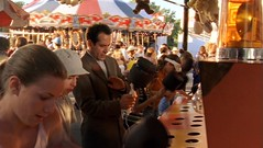 Adrian Monk goes to the carnival