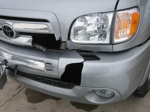My poor truck