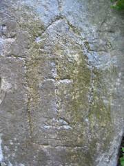 Croce graffita