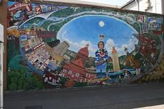 renaissance market mural