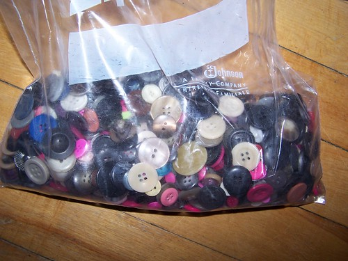 Big Bag o' Buttons