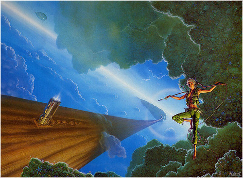 The Smoke Ring Michael Whelan