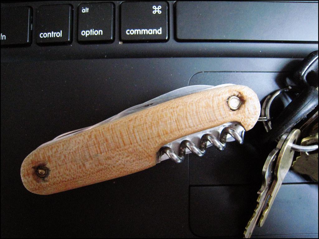 Swiss army knife rehabed