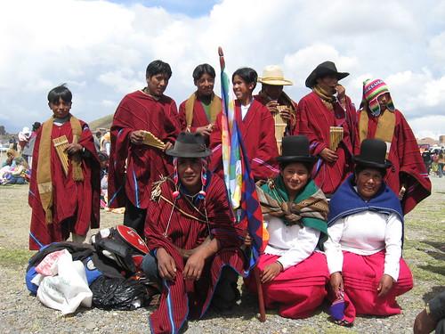 Achacachi Feria Agropecuaria Interncacional