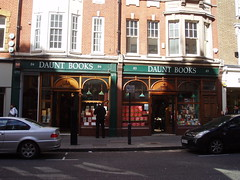 Picture of Daunt Books, W1U 4QW