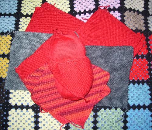 blanket pieces