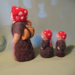 Beskow influenced (haddy2dogs) Tags: wool felted waldorf nfest haddy2dogs