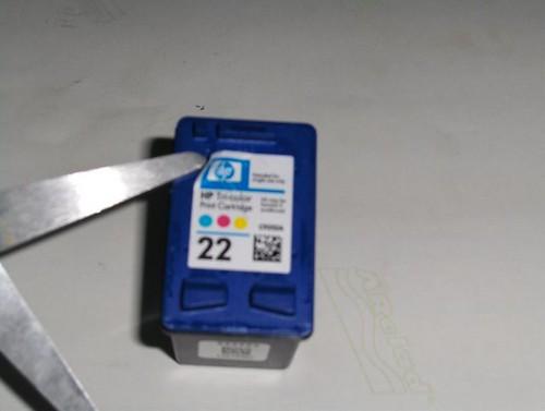 cargar tinta hp 21 y 22