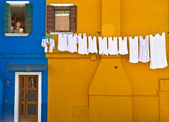 75 things to do before dying (c.silk) Tags: italy colors bother neighbors burano vecina firstquality csilk