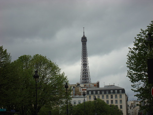 Tour Eiffel from afar