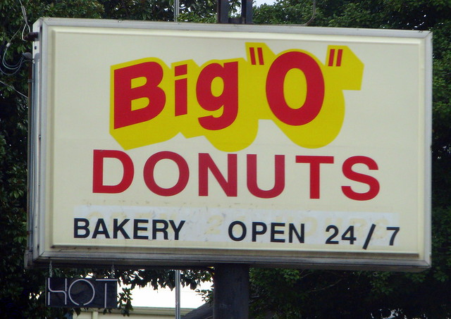 "Big ""O"" Donuts - Cookeville, TN"