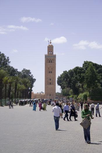 Minaret, Marrakech