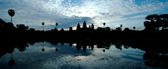 IMG_3055 (GigoloArt) Tags: sky panorama cloud reflection beautiful clouds sunrise reflections temple pagoda colorful asia cambodia shadows dynamic buddhist magic buddhism angkorwat shade moment siemreap angkor morningsun mustsee uniqueness angkorwattemple beautifulasia swayingclouds