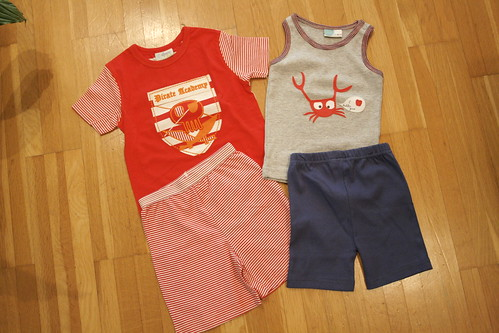 Our summer Clothes
