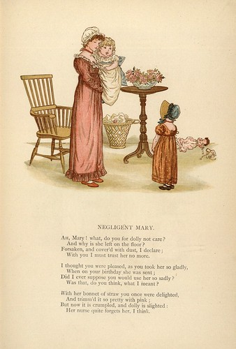 5-Little Ann and other Poems 1883-Kate Greenaway
