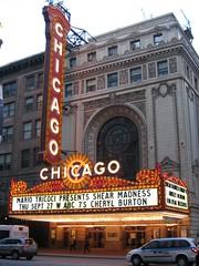 Chicago Theatre, Chicago, IL