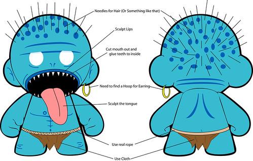 Bloo Ogre Concept