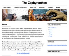 The Zephyranthes