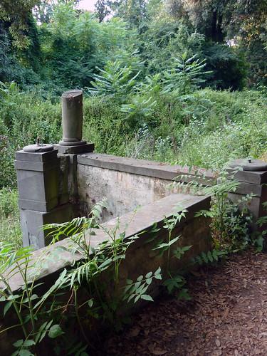 cascine di Tavola_ponti in stato di rudere