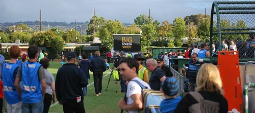 Big Screen Unley Oval