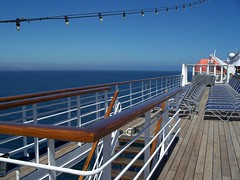 Top Deck (annasheffield) Tags: boat deck watercruise
