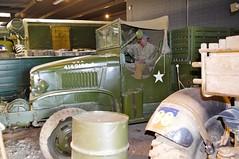 museum truck army military jimmy cargo duxford artillery gmc airmuseum 353 imperialwarmuseum deuceandahalf 25ton cckw gmccckw353 25toncargotruck