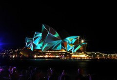 VIVID FESTIVAL SYDNEY 2011 (jgspics) Tags: sydney australia circularquay therocks operahouse artofimages vividfestival2011