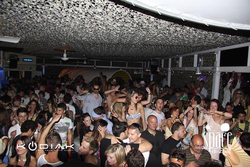 DJ Iban Reus and Rad Damon aka KODIAK @Space Ibiza Opening 2011 5817503151_32aecea785