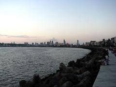 Mumbai Seaface - 3 (Konfi) Tags: mumbai seaface nariman narimanpoint