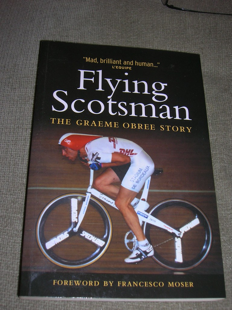 Flying Scotsman My top 3 most influential books no3