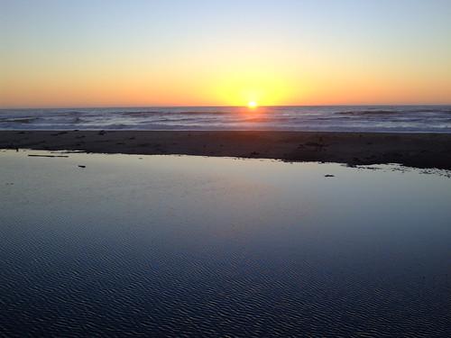 PCH Beach Sunset