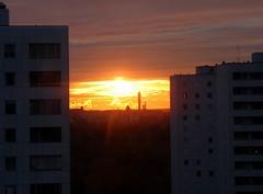 Stockholm dawn