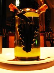 Oil & Vinegar Cruet (pianoforte) Tags: georgia cork oil vinegar augusta saucer cruet pianoforte oilandvinegar