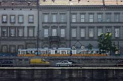 multiple traffic (AnyMotion) Tags: street travel reisen europe hungary traffic budapest ungarn 2007 anymotion