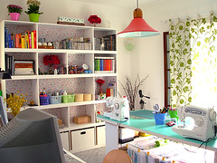 Craft Rooms : Tofu Studio (super_ziper) Tags: studio diy handmade room crafts tofu craft super ziper superziper