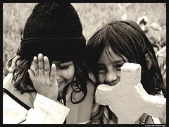 Inocencia-Riendo en el Cementerio.../ Innocence-Laughing at the Cemetery ... (Claudio.Ar) Tags: girls portrait blackandwhite bw white black santafe blancoynegro blanco argentina childhood kids laughing topf75 retrato sony negro 100v10f bn laugh innocence fv10 nias infancia dsc risa ih h9 riendo inocencia smrgsbord ebonyandivory blueribbonwinner bwemotions 50v5f littlestories cruzadas instantfave mywinners abigfave innamoramento platinumphoto anawesomeshot diamondclassphotographer flickrdiamond superhearts platinumheartaward goldsealofquality betterthangood theperfectphotographer thegoldendreams goldstaraward picswithsoul photoexel obq claudioar claudiomufarrege phvalue imagesforthelittleprince arttouch newgoldenseal