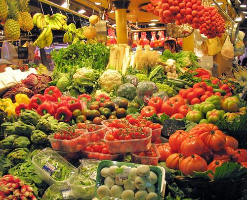 Boqueria Market, Barcelona 2