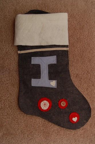 Ivan's stocking