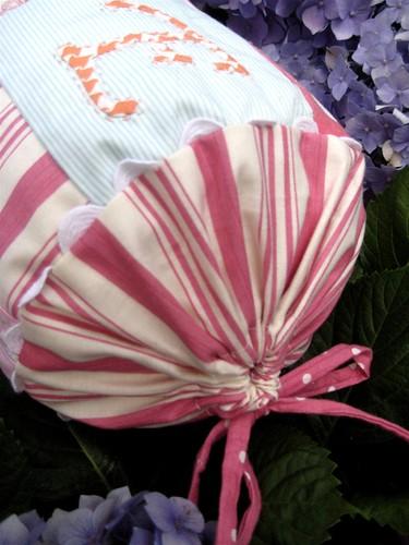 Daphne's cushion