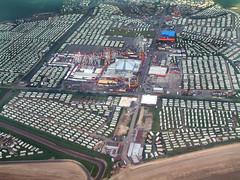 fantasy island (*KarenT*) Tags: uk aerialview lincolnshire aerialphotography skegness ingoldmells
